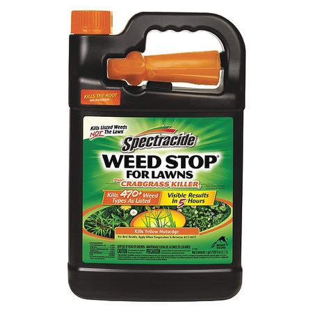 Spectracide Grass and Weed Killer, 1 gal, Ready-to-Use HG-96587