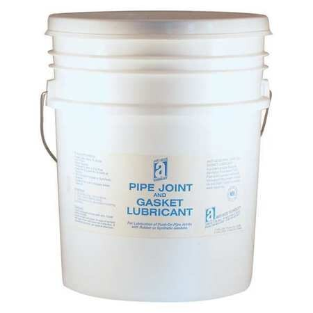 Anti-Seize Technology Pipe Joint and Gasket Lube, 5gal., Pail 25040