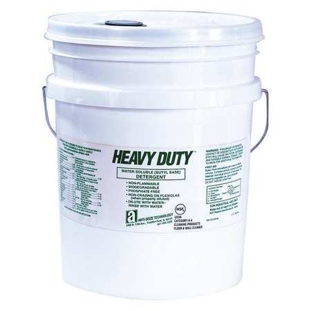 Anti-Seize Technology Liquid 5 gal. Heavy Duty Cleaner Degreaser,  Pail 52505