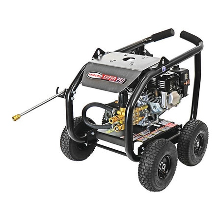 Simpson Heavy Duty 3600 psi 2.5 gpm Water Pressure Washer 65200