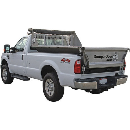 Buyers Products Stainless Steel Dumperdogg Cab Guard 5534010