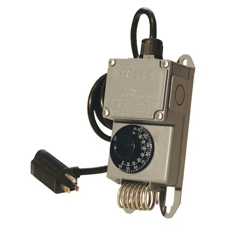 Industrial Thermostat with Cord