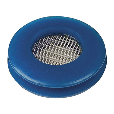 Grote Seal Poly with Filter Screen Blue, PK8 81-0113-08B