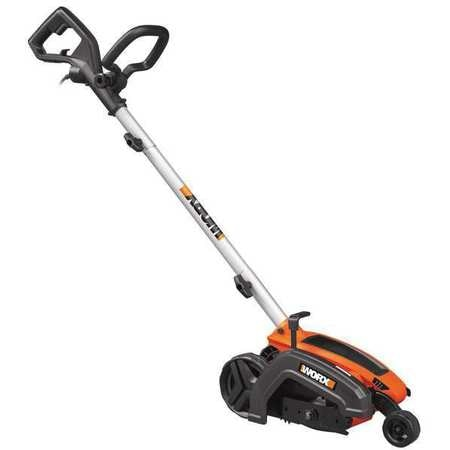 """Worx Lawn Edger, Trencher, Electric, 12A, 7.5"""" WG896"""