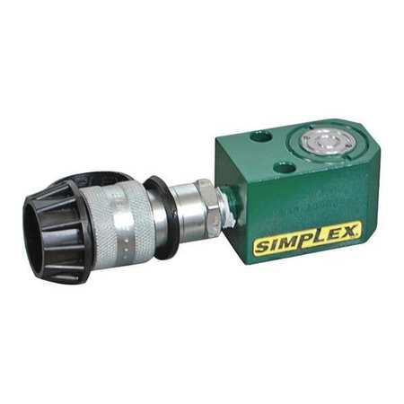 Simplex R50,  5 ton Capacity,  0.62 in (15, 7 mm) Stroke,  Single-Acting,  General Purpose Hydraulic Cylinder R50