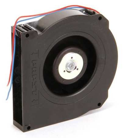 Ebm-Papst Compact Blower,  Round,  12V DC,  37.7 cfm cfm,  5 in W. RLF100-11/12