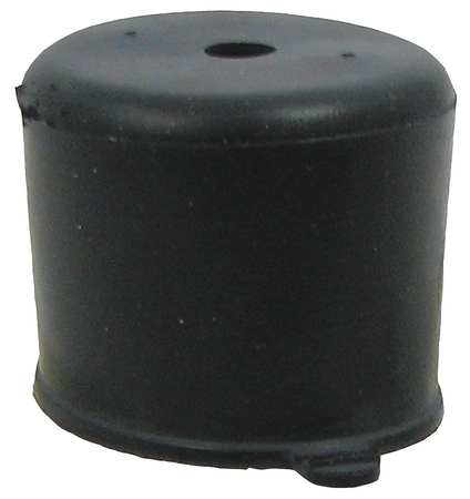 Ebm-Papst Capacitor Rubber Boot, 1 3/4 In Diameter 710-00-0042