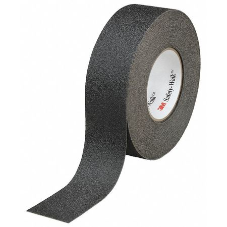 Anti-Slip Tape, Black, 2 in x 60 ft.