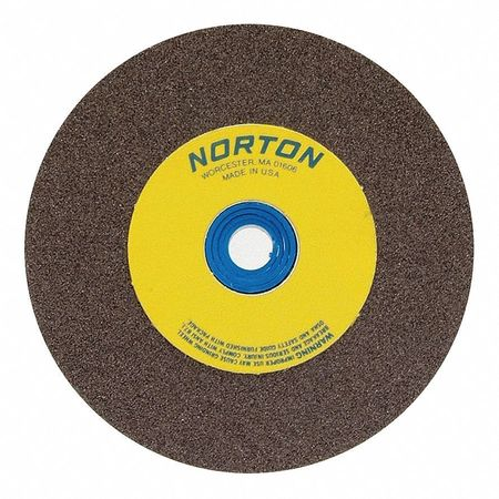 Grinding Wheel, T1, 8x1x1, 60/80G, Brown