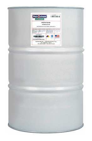 Food Grade Synthetic Hydraulic Oil, ISO 68, SAE Grade 20W