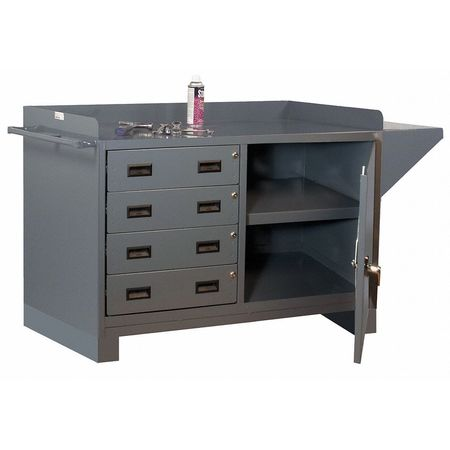 Brilliant Work Table Cabinet 4 Drawer Vice Support Ncnpc Chair Design For Home Ncnpcorg