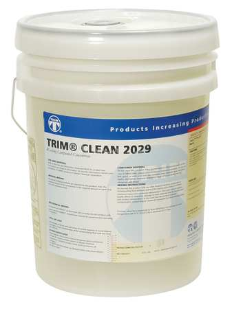 Master Chemical Washing Fluid, 5 gal CLEAN2029/5