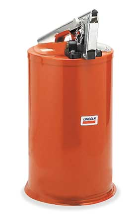 Lincoln Grease Pump with Container, 40 lb. 1275