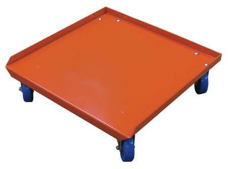 Air Cycle Drum Dolly, Use with 330-010, 33-200-120 55-470