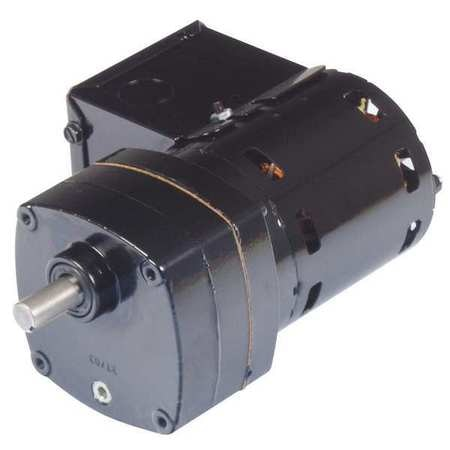 Dayton AC Gearmotor,  100.0 in-lb Max. Torque,  17 RPM Nameplate RPM,  230V AC Voltage,  1 Phase 1L526