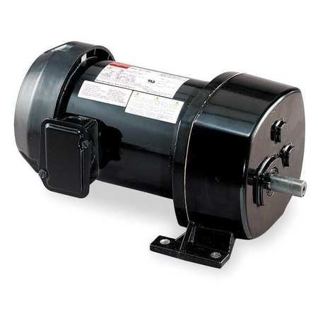 Dayton AC Gearmotor,  240.0 in-lb Max. Torque,  59 RPM Nameplate RPM,  115V AC Voltage,  1 Phase 6K353