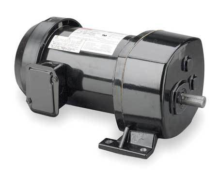 Dayton AC Gearmotor,  974.0 in-lb Max. Torque,  8.5 RPM Nameplate RPM,  115V AC Voltage,  1 Phase 6Z400
