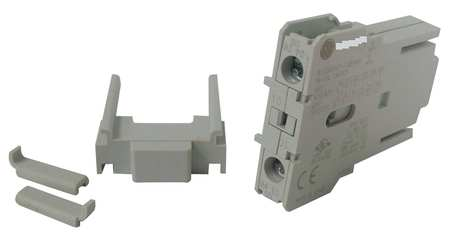 Ge Aux Contact Block, 1NO, Side, use w/Top Aux MARL110ATS