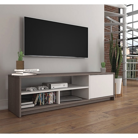 """Bestar Tv Stand, Small Space, 53.5"""" 16200-1147"""