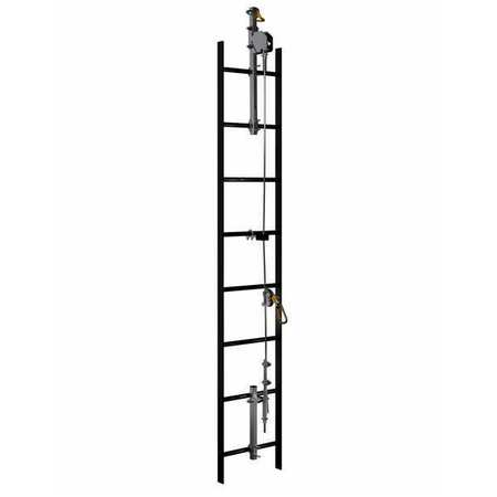 3M Cable Vertical Safety System, 90 ft. 6118090