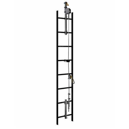 3M Cable Vertical Safety System, 100 ft. 6119100