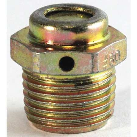 Lincoln Grease Fitting Relief Side Vent, 45-80psi L5680