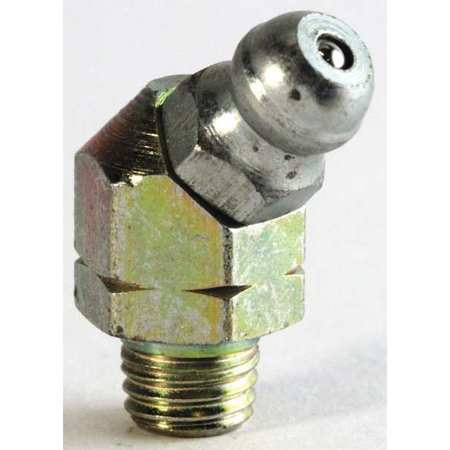 """Lincoln Grease Fttng Thrd Forming, 45 deg, 1/4""""-28 L3053"""