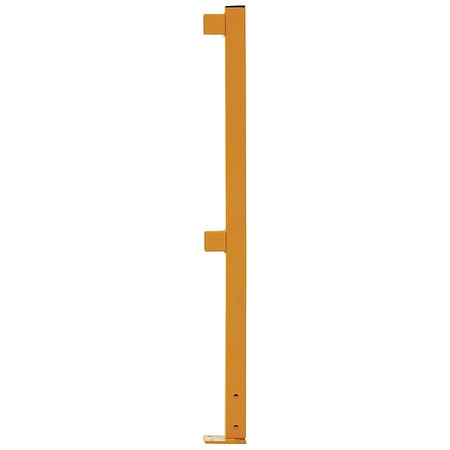 """Wirecrafters Handrail, 42"""" High End Post, Yellow HREPC"""