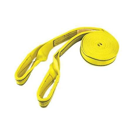 """Progrip Recovery Strap with Loops, 20 ft. x 2"""" 151520"""