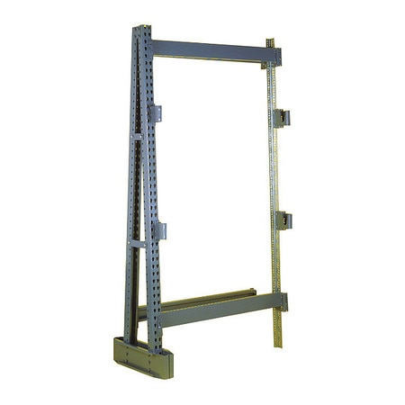 Equipto Reel Rack Add On Unit 48X26X120, WH 1072R14-WH