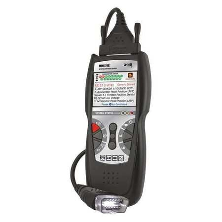 Equus Products Scan Tool Kit, ABS Color Screen 3140