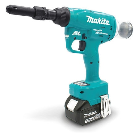 """Huck Cordless Huck Gun For Rivets And Up To 1/4"""" Two-Pc Huckbolt Fstnrs. HUCK RANGE FORCE"""