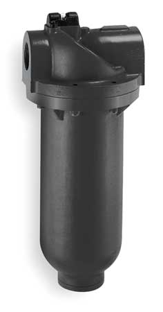 Wilkerson Compressed Air Filter, 150 psi, 7.8 In. W F35-0C-000