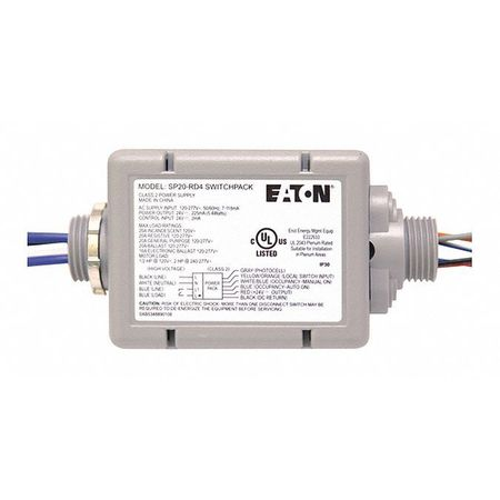 Eaton Greengate Sp20-rd4 Switchpack 20a Occupancy Sensor for sale online