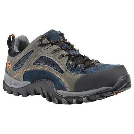 Timberland Pro Athletic Work Shoes, Stl, Mn, 7.5, Blue, PR 61009
