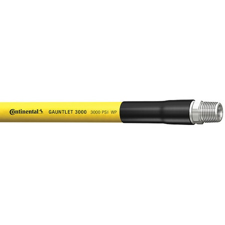 Continental Pressure Washer Hose, 3/8, 15 ft, 3000 psi 53910011201598