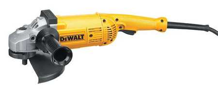 Angle Grinder, 7 or 9 In. Dia., 6000 RPM