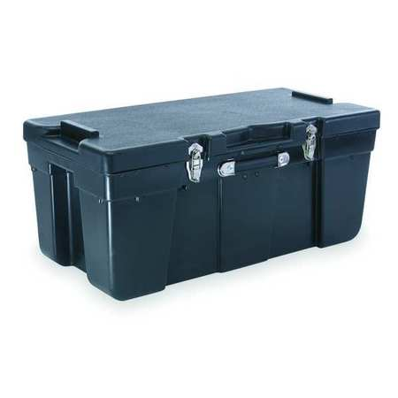 J Terence Thompson Blue Storage Trunk 15 3/4 in x 32 1/2 in x 13 3/4 in H,  1 PK C-1