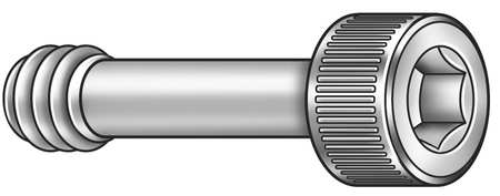 Knurled Head #10-32X3//4 Cone Point Style 1 Stainless Steel Ships Free in USA by Aspen Fasteners Slotted Drive FC042-1032X34X716-00075 75pcs Captive Panel Screws