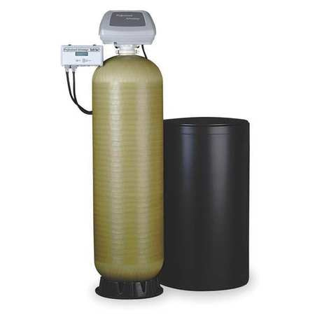 """North Star Water Softener, 1"""" Pipe, Two Tank, 47"""" W PA131S"""