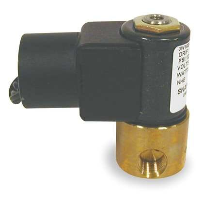 3-Way Solenoid Air Control Valve