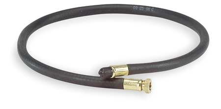 "Hose Extension, Air, 120"" Length, 3/16"" ID"