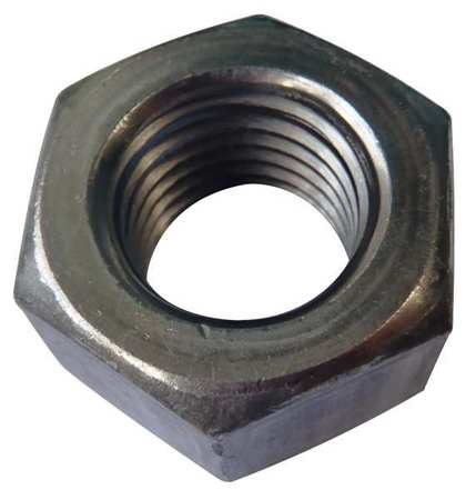 Pack of 100 7//16 Thick ASME B18.6.3 Plain Finish 18-8 Stainless Steel Machine Screw Hex Nut 5//32 Width Across Flats #12-28 Thread Size