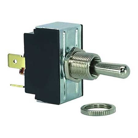 Reversing Toggle Switch, DPDT, 10A @ 250V, Quick Connect