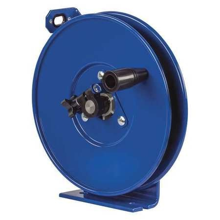 Coxreels Static Discharge Cable Reel, Blue, 200 ft SDHL-200