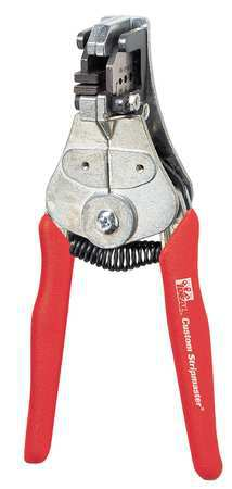 Ideal 6 1/2 in Wire Stripper 26 to 16 AWG,  Solid or Stranded: 30 to 10 AWG 45-177
