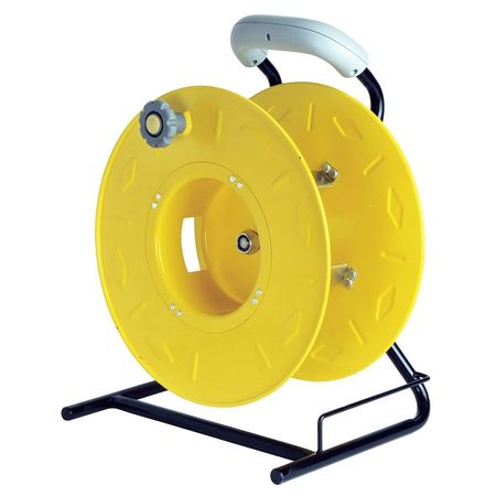 Lumapro 200 ft. 16/3 Cord Storage Reel 0 Outlets 11A562