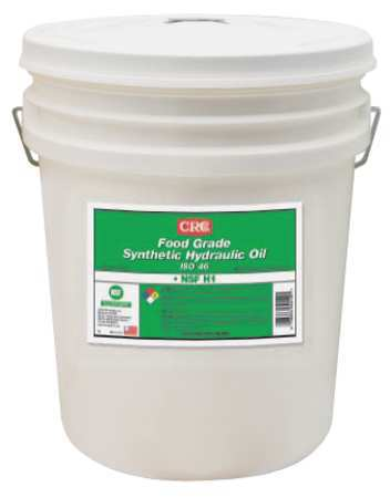 Food Grade Synthetic Oil, ISO 46, 5 gal
