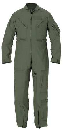 Propper Coverall, Chest 33 to 34In., Freedom Green F51154638834R