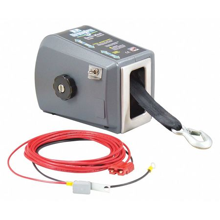 Strongarm Electric Winch, 2/5HP, 12VDC TW4000